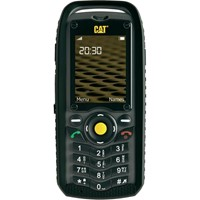 Caterpillar Telefon mobil CAT B25, Dual SIM, Black